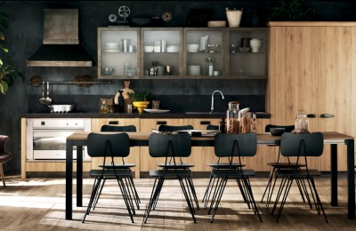 Стол Scavolini Industrial Action Table