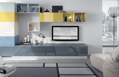 Scavolini Living Tetrix