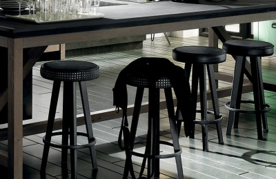 Стул барный Scavolini Bar Stud Stool